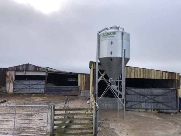 Tri Leg Agricultural Silo available at ND Jeans