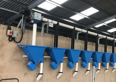 Centreless Auger System suppliers | NDJeans.co.uk